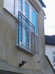 security grille