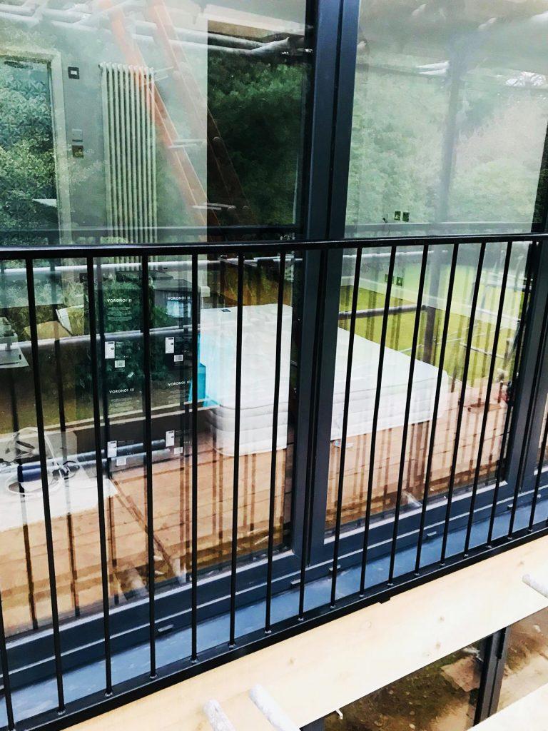 juliet balcony front london